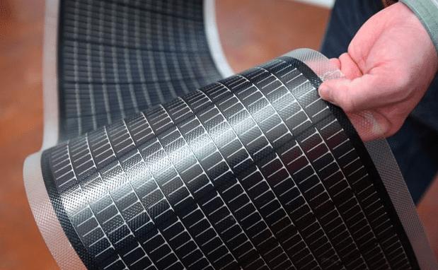 Placas solares de capa fina