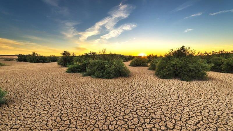 Sequia - Consecuencia del calentamiento global o cambio climático